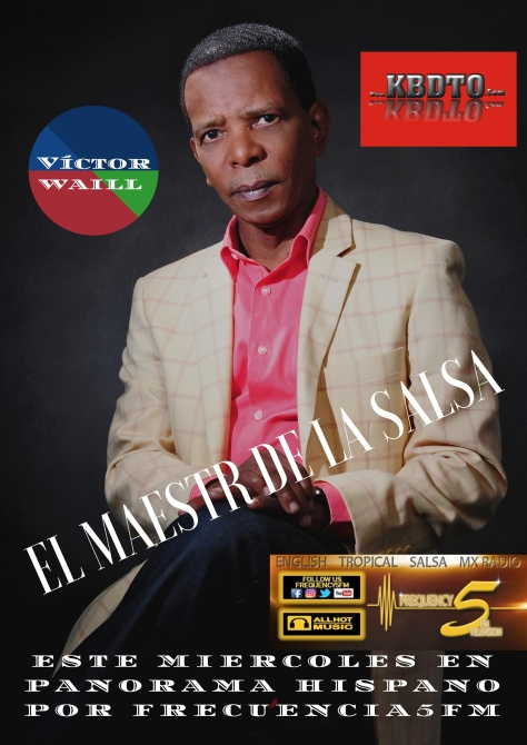 ESTE MIERCOLES EN PANORAMA HISPANO POR FRECUENCIA5FM